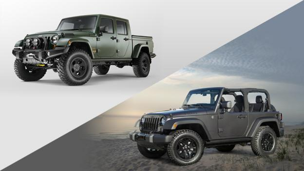 Bbc Autos Wrangler Willys V Filson Brute The 100 000