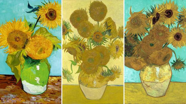 Bbc Culture Van Goghs Sunflowers The Unknown History