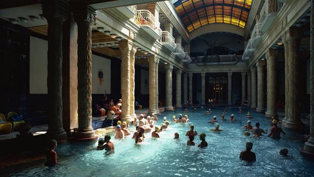 Bbc Culture The Most Beautiful Swimming Pools