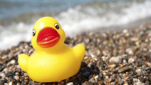 Bbc Future How Lego Figures And Rubber Ducks Reveal
