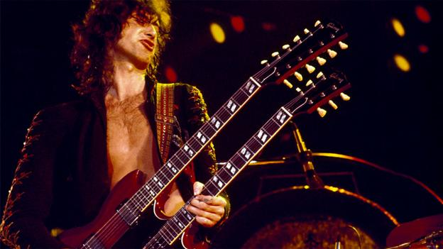 BBC - Culture - What are the greatest guitar riffs?