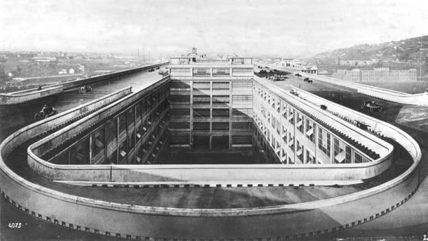 Bbc Autos Lingotto The Factory That Launched A