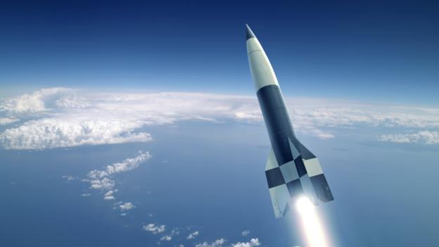 Bbc Future V2 The Nazi Rocket That Launched The Space Age