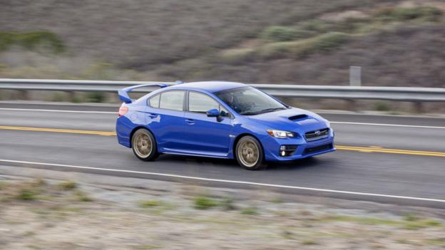 BBC   Autos   Most Fascinating Sports Car Of 2014: Subaru WRX STI