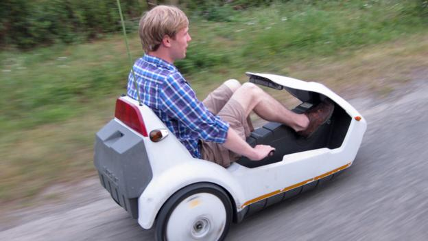 Bbc Future Was The Sinclair C5 30 Years Too Early