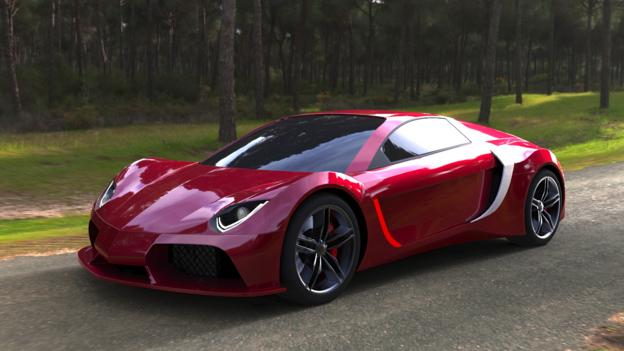 Bbc Autos Meet Vega Sri Lanka S All Electric Supercar