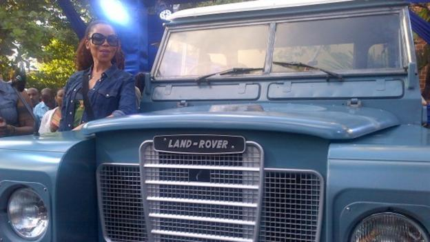 Vintage Cars For Sale In Jamaica: In Jamaica, Bob Marley's Old Land Rover
