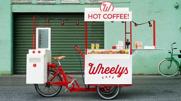 Wheelys Cafe Menu