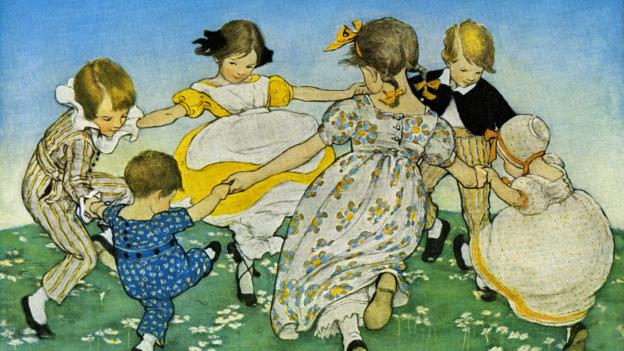 BBC - Culture - The dark side of nursery rhymes