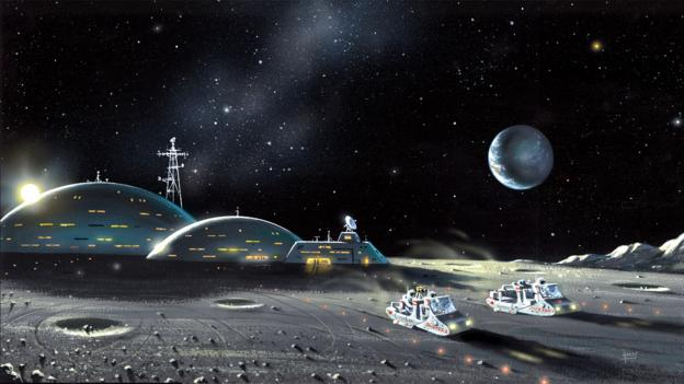 Bbc Future Should We Build A Village On The Moon