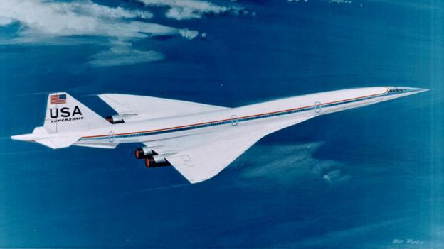 überschallflugzeug Concorde