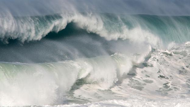 The terrifying tsunami that devastated Britain