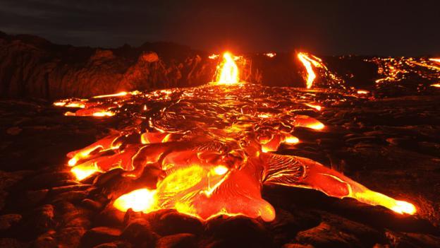 Bbc Travel Hawaii S Magnificent Lava Lake
