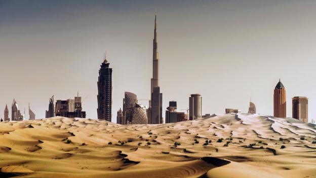 the rise of united arab emirates from oil and sand The palm islands are artificial peninsulas constructed of sand dredged from the bottom of the persian gulf by the belgian company  united arab emirates.