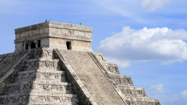 Bbc Future How We Unravelled Maya Secrets From The Air