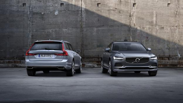 BBC - Autos - Driven: Volvo's one-two punch
