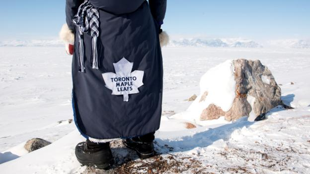 BBC - Travel - Canada's Arctic sport obsession