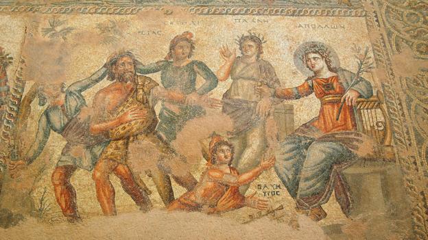 Храм секса в древнем рим