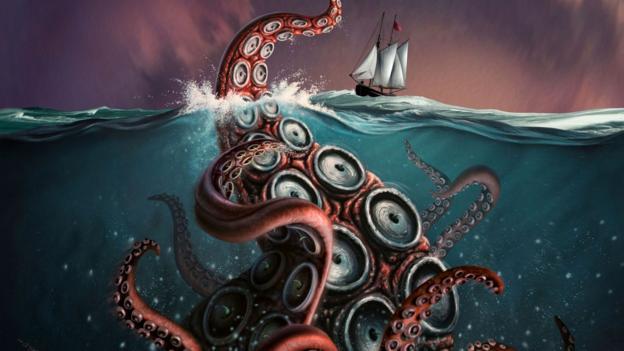 Bbc Earth The Strange Inspirations Behind Greek Myths