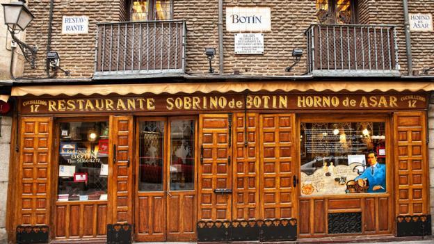 Bbc Travel The World S Oldest Restaurant