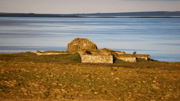 BBC - Travel - The abandoned island you can visit just one day a year