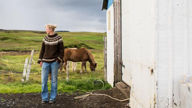 Heiða Guðný Ásgeirsdóttir (Credit: Credit: River Thompson)
