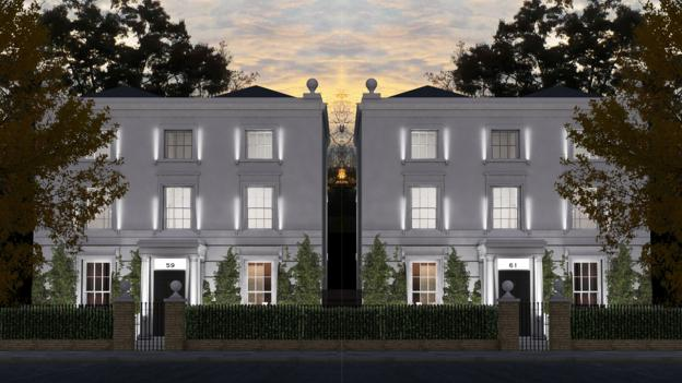 Bbc culture charity design concept holiday house comes for Bbc home designs
