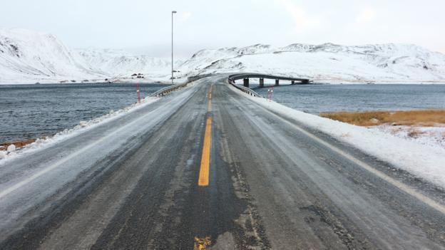 Route E69, Norway, highway (Credit: Credit: Mike MacEacheran)