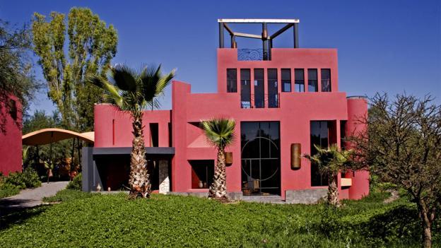 bbc culture colour in contemporary mexican architecture