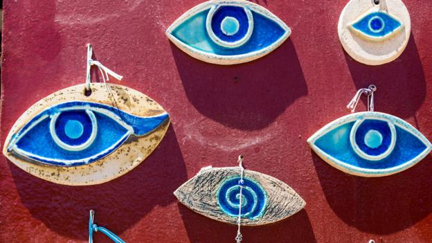 BBC - Culture - The strange power of the  evil eye  006649877133