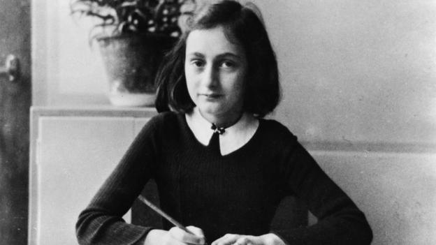 Anne Frank's American pen pal