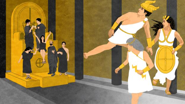 Bbc Culture What Homers Iliad Can Tell Us About Worship And War