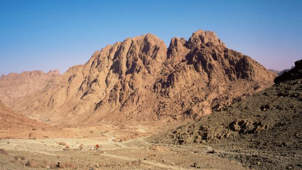 Ten Commandments of Egyptian Travel - Worldwide ... |Mount Sinai Eqypt