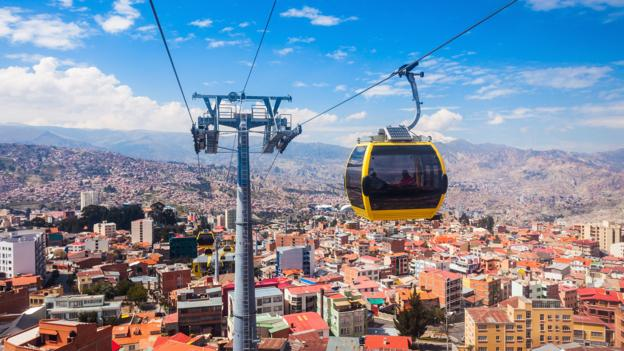 Bbc Future The Rise Of The Urban Cable Car