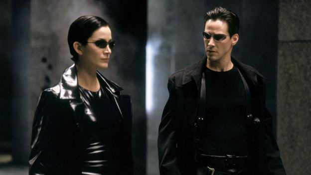 The Matrix's male power fantasy has dated badly