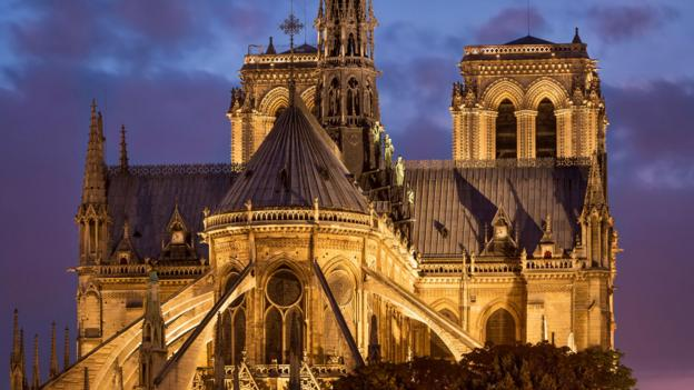 Bbc Travel The Massive Cost Of Saving Notre Dame