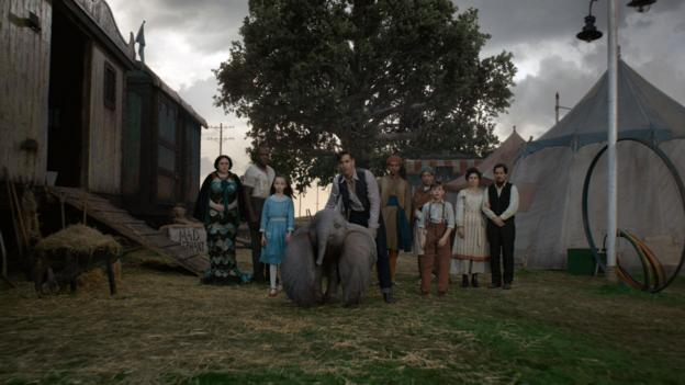 BBC - Culture - Film review: Dumbo