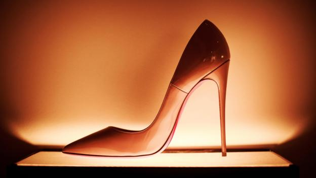 buy popular f0640 ee114 BBC - Culture - Is it the end for high heels