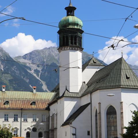 Innsbruck, Austria, bells (Credit: Credit: Mike MacEacheran)