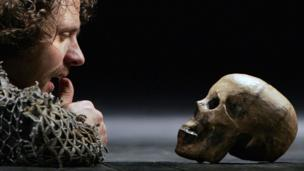 Scence from Hamlet (Copyright: Getty Images)