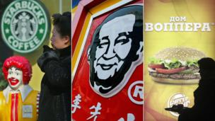 Fast food outlets around the world (Images copyright: Getty Images)