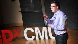 Luis Von Ahn at TEDx (Copyright: TED)