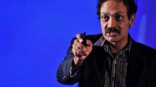 VS Ramachandran at TED (Copyright: TED)