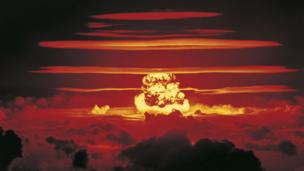 Nuclear explosion (Copyright: Thinkstock)