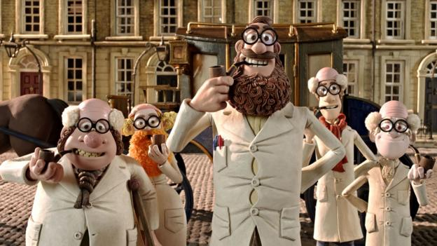 Still from Pirates! In an adventure with scientists (Copyright: Sony Pictures Animation)