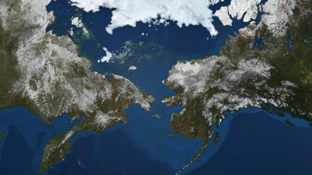 Bering Strait influences sudden climate change