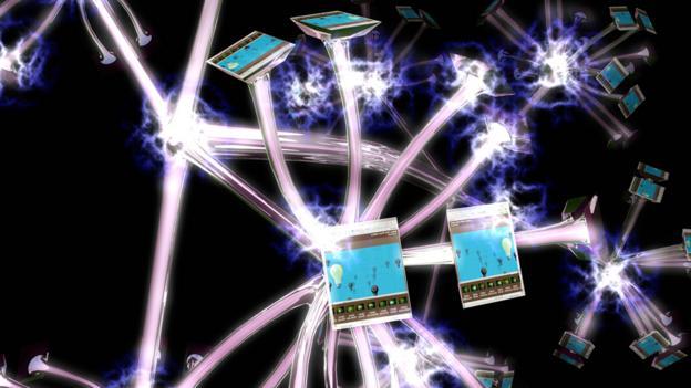 Internet rewiring brain
