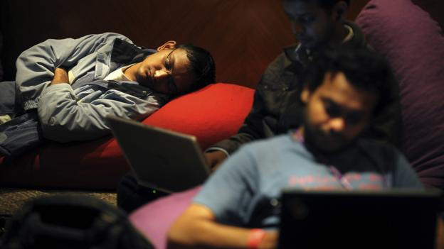 Computer programmers sleep (Copyright: Getty Images)