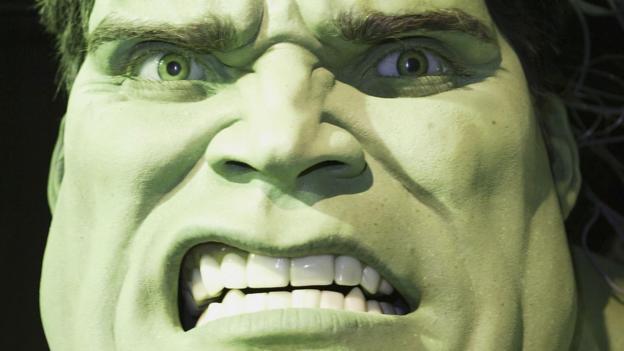 gamma radiation symbol hulk - photo #23