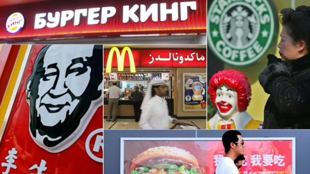 Globalization Homogenization Culture Fast Food